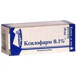 КСИЛОФАРМ 0.1% 10МЛ