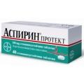 АСПИРИН ПРОТЕКТ 100МГ Х40